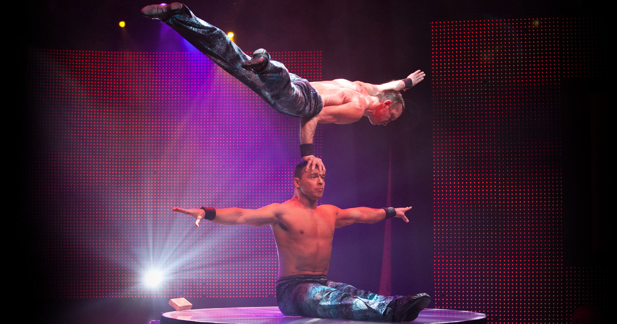 Shows in Las Vegas. Las Vegas is known as the Entertainment Capital of the World, and it's easy to see why. Whether you're visiting today, next week, next month, or even next year, there's guaranteed to be an almost-endless variety of events and entertainment to enjoy.